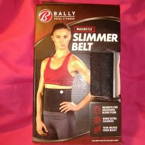 Bally Total Fitness Slimmer Belt